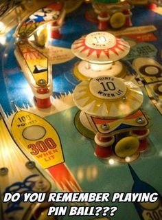 Flipper teaches Tara to play pinball during a day of fun together. My Childhood Memories, Sweet Memories, Arcade Games, Retro Game, Nostalgia, Pinball Wizard, Oldies But Goodies, I Remember When, Ol Days
