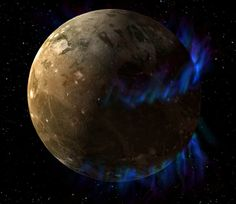 Hubble Provides New Evidence for Subsurface Saltwater Ocean on Ganymede 3/13/15 by Sci-News.com Scientists using NASA's Hubble Space Telescope have uncovered new evidence for a massive subterranean ocean on Ganymede, the largest moon in the Solar System and one of the four Galilean moons of Jupiter.
