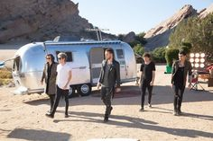 "One Direction ""Steal My Girl"" Music Video And Fifth Harmony Collaboration"