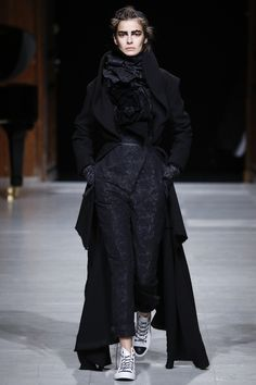 Catwalk photos and all the looks from Aganovich Autumn/Winter 2016-17 Ready-To-Wear Paris Fashion Week