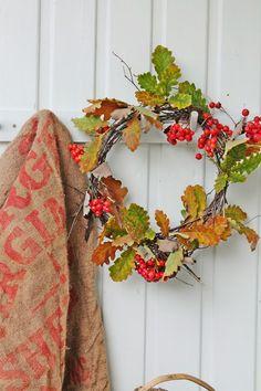 VIBEKE DESIGN: Wreath