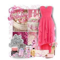 """""""Happy Birthday"""" by casuality on Polyvore"""