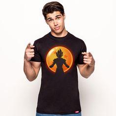 Super Saiyan Hero de Ddjvigo a la venta en Pampling.com, con una tirada limitada y exclusiva. En Pampling  encontrarás las camisetas mas divertidas y originales de la red!  siguenos en facebook.com/pampling