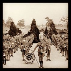Tiger Band, 1928 - would love to get some vintage band prints framed for his office. Lsu Tigers Football, Louisiana History, Louisiana State University, All Things Purple, Historical Pictures, Purple Gold, Framed Prints, Ell, Band