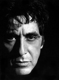 Al Paccino ❤️Studió Parrucchieri Lory Via Cinzano Torino, Italy. Famous Men, Famous Faces, Famous People, Famous Celebrities, Al Pacino, Black And White Portraits, Black And White Pictures, Black White, Photo Portrait