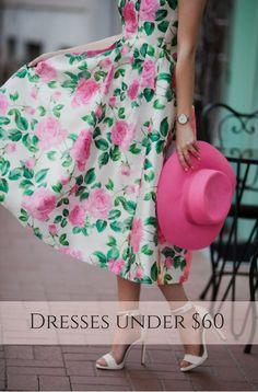 New garden party vintage ana rosa ideas Pretty Dresses, Sexy Dresses, Prom Dresses, Beautiful Dresses, Pinup, Moda Floral, Harajuku, Dream Prom, Mint Dress