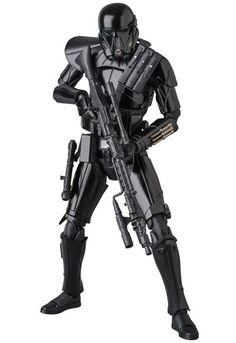 MAFEX Series《Star Wars: Rogue One》Death Trooper