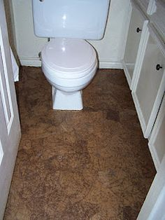 Compulsive In Texas: BROWN PAPER BAG FLOOR   Have Been Thinking About Doing  This In