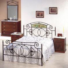 Μεταλλικό Kρεβάτι K505   κρεβατοκαμαρες   κρεβατια διπλα   σιδερενια κρεβατια