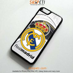 REAL MADRID Football Club FC Case for iPhone Galaxy HTC iPad iPod Real Madrid Football Club, Ipod, Apple Iphone, Smartphone, Iphone Cases, Languages, Tips, Ipods, I Phone Cases