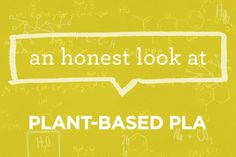What is plant-based PLA? We're taking a look at this Honest ingredient | via The Honest Company Blog