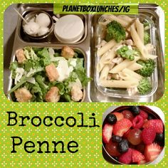 Planetbox, planetbox launch, healthy lunches and broccoli pene, fresh fruit