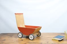Vintage Creative Playthings Stroller : Factory 20