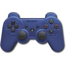 Sony - DualShock 3 Wireless Controller for PlayStation 3 (Blue)