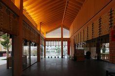 Akagi Jinja & Park Court Kagurazaka | kengo kuma and associates