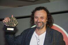 """Nelson Baskerville, premiado com o Prêmio Shell por """"Luis Antonio - Gabriela"""""""
