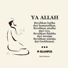 Muslim Quotes, Islamic Quotes, Doa Islam, Islamic Pictures, Me Quotes, Allah, Pos, Ego Quotes