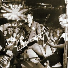 Volbeat Live Rob, Michael and Anders ♥