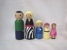 Custom peg family (M)
