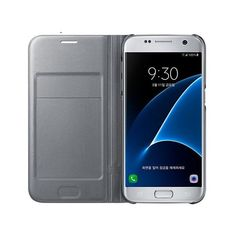 Samsung LED View Cover only for Galaxy S7/ S7 Edge . . Sparking LED Display LED Displayer will show your Time, Phone Call, Alarm, SMS etc. . Easy Usage with LED Drag You can get the phone or not to get phone with LED Drag Turn off Alarm or Stop timers is also available  . Classic artificial leather with Card holder Automatically Screen turn on/off when you open/close case cover . . http://koreahallyu.asia/all-products/imc12/