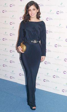 Katie Melua At Ronan Keatings Emeralds And Ivy Ball, 2012