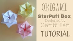 Learn how to make this beautiful Origami gift box. All you need is an A4 size paper and scissors. The scissors are only used to get your paper into it's starting shape - the hexagon. From then on it is pure folding and shaping to get your beautiful box.