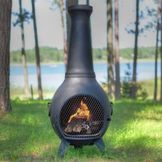 Prairie Chiminea Design from The Blue Rooster Co. The Blue Rooster Company Chiminea Outdoor Fireplace. Direct aluminum chimenea sales and best maintenence practices. Clay Chiminea, Chiminea Fire Pit, Outdoor Heaters, Patio Heater, Foyers, Traditional Outdoor Fireplaces, Clay Fire Pit, Fire Pits, Gardens