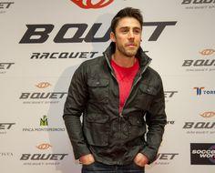 El actor Rubén Sanz
