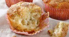 Muffin à la rhubarbe