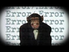 Chimpnology, A Brilliantly Disturbing Animation by Cyriak Featuring ...