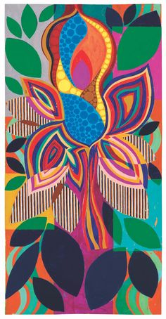 Art And Illustration, Arte Inspo, Modern Artists, Op Art, Community Art, Painting Inspiration, Collage Art, Art Museum, Flower Art