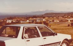 Taupo in 1985.