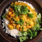 Vegetarian Korma Recipe