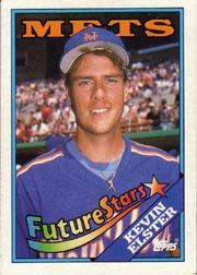 Kevin Elster - my first baseball love