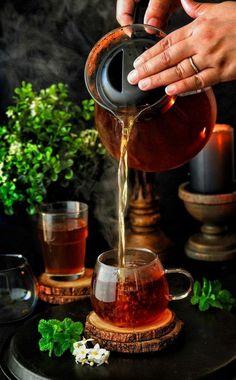 Cuppa Tea, Flower Tea, Tea Art, Detox Tea, Tea Recipes, High Tea, Drinking Tea, Afternoon Tea, My Tea