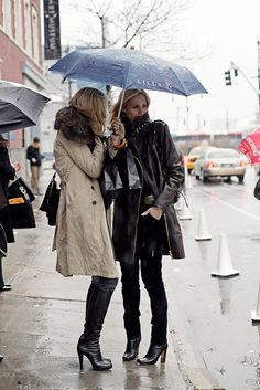 Image result for rainy day fashion