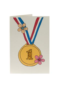 Image of **NEW** Medal Cards for 2012 London Olympics!