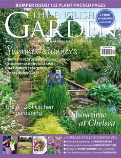 Cover Of May 2014 Issue Of The English Garden Magazine. Subscribe At  Www.subscriptionsave