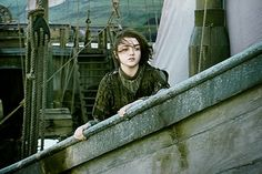 Pensieri senza nome - Arya Stark