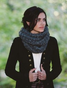The Gathering Infinity Scarf