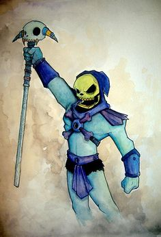 Christopher Uminga - SKeLEtoR [He-Man]