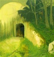Green Man I by Joseph Noderer