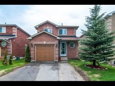 Barrie Real Estate Tours HD Video Tour 9 Coughlin Rd Barrie, Ontario