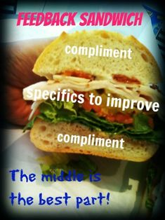 how to give and receive constructive feedback - Toastmasters and Dale Carnegie style