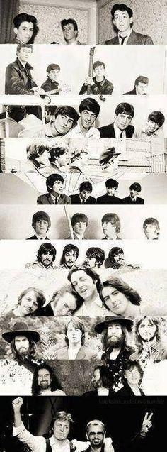 Four of my favorite boys :)  Wonderful cronological study,,, so far!