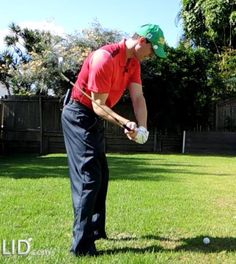 Learn to shallow out your golf swing by copying these 3 moves using by the touring pros. Discover how simple it is to shallow your angle of attack. Read it here