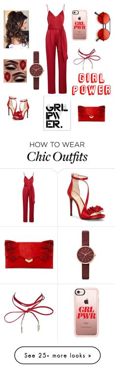 """""""Girl power!! This is another contest!"""" by jordynhashtag on Polyvore featuring Stupell, Diane Von Furstenberg, Jessica Simpson, Jimmy Choo, Bølo, Skagen, Casetify, girlpower and powerlook"""