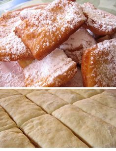 Beignets Recipe (Simple Comfort Food) for the day when I get my kitchen aid mixer.