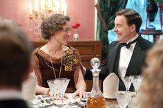 Eleanor (Olivia Williams) og Bertie (Samuel West), Copyright SF Film