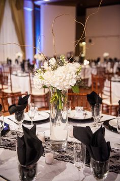Wedding at The West End Ballroom in Portland Oregon   Powers Studios   Lush Floral Design